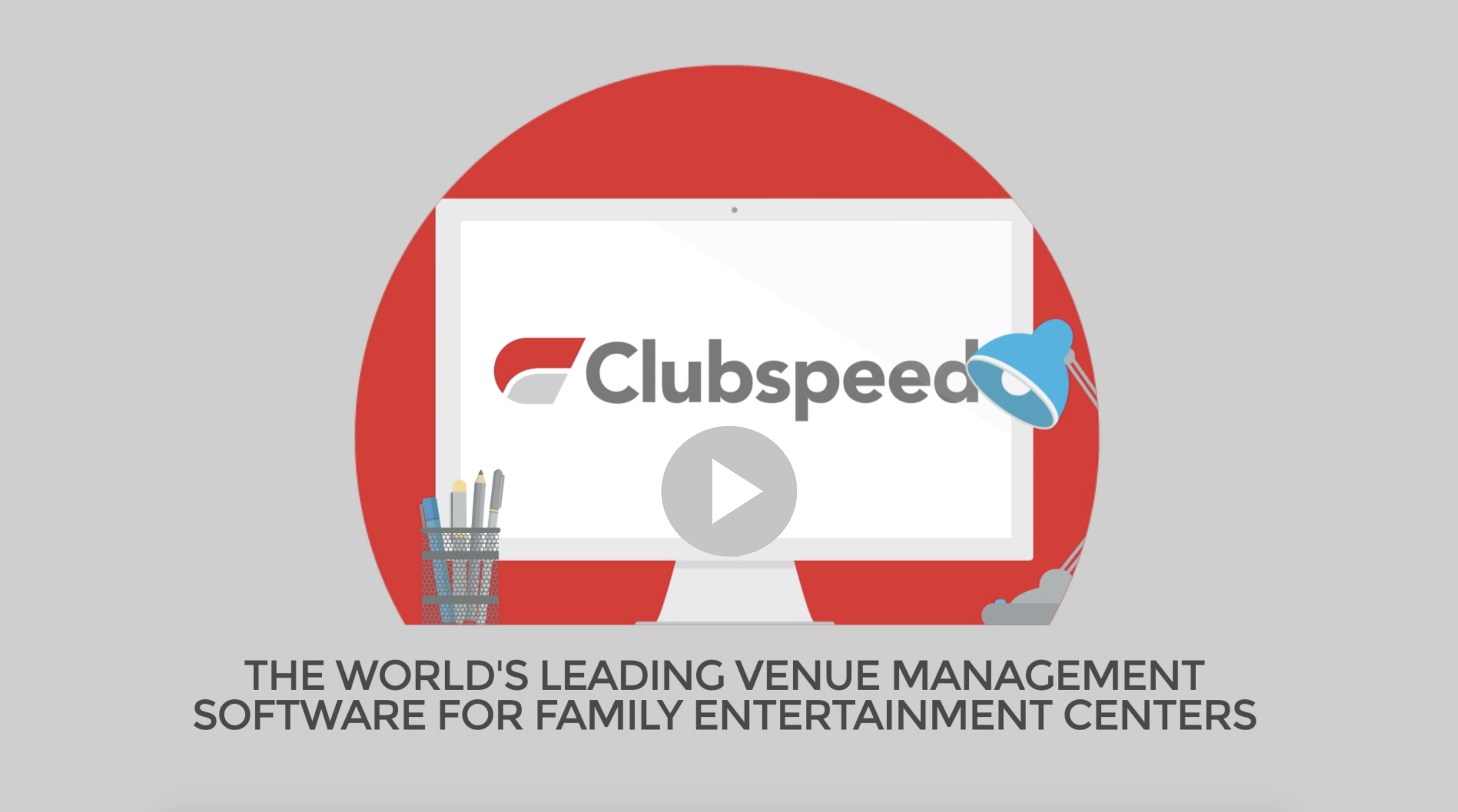 About Clubspeed Video