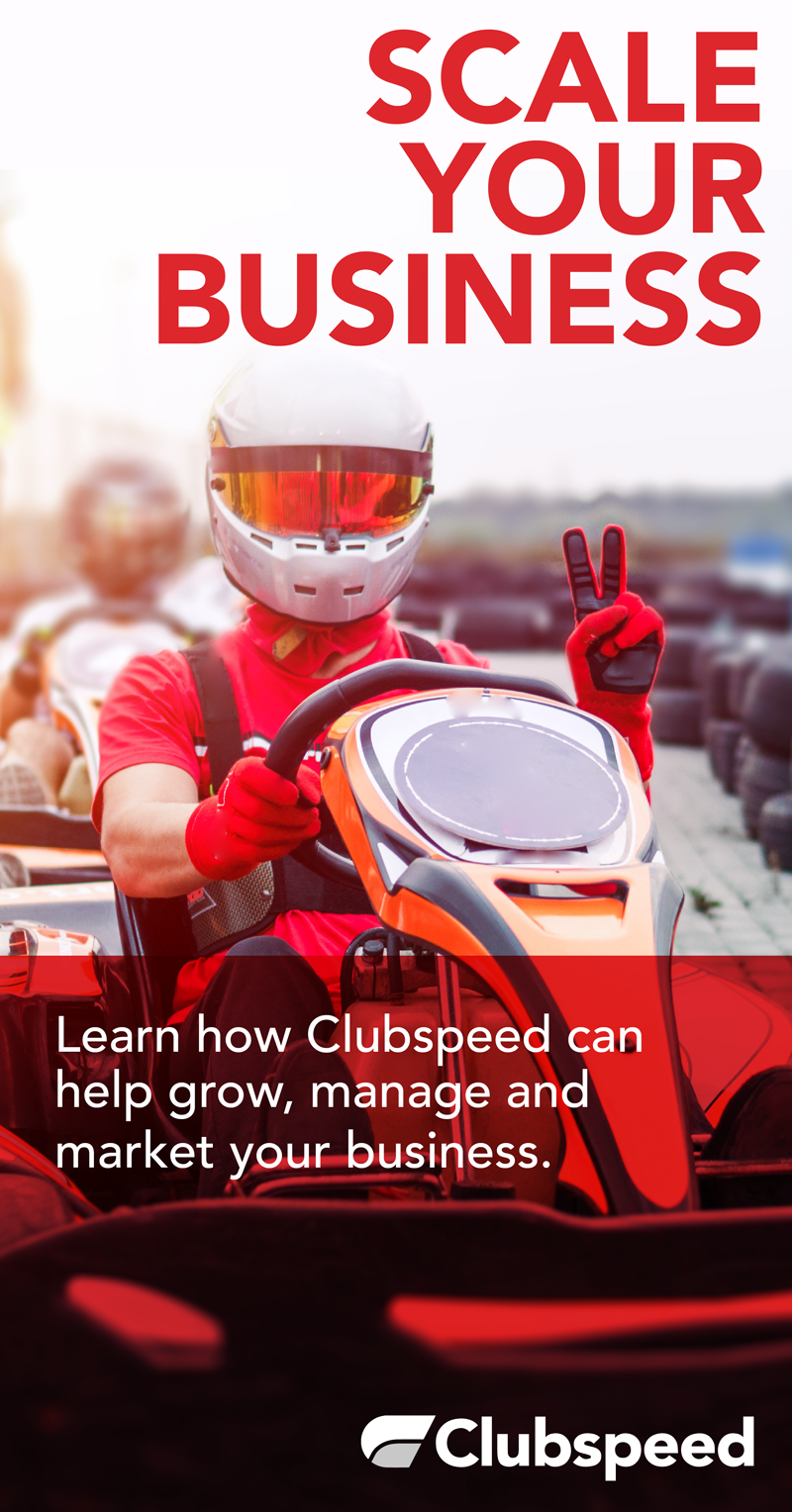 Scale your business with Clubspeed.
