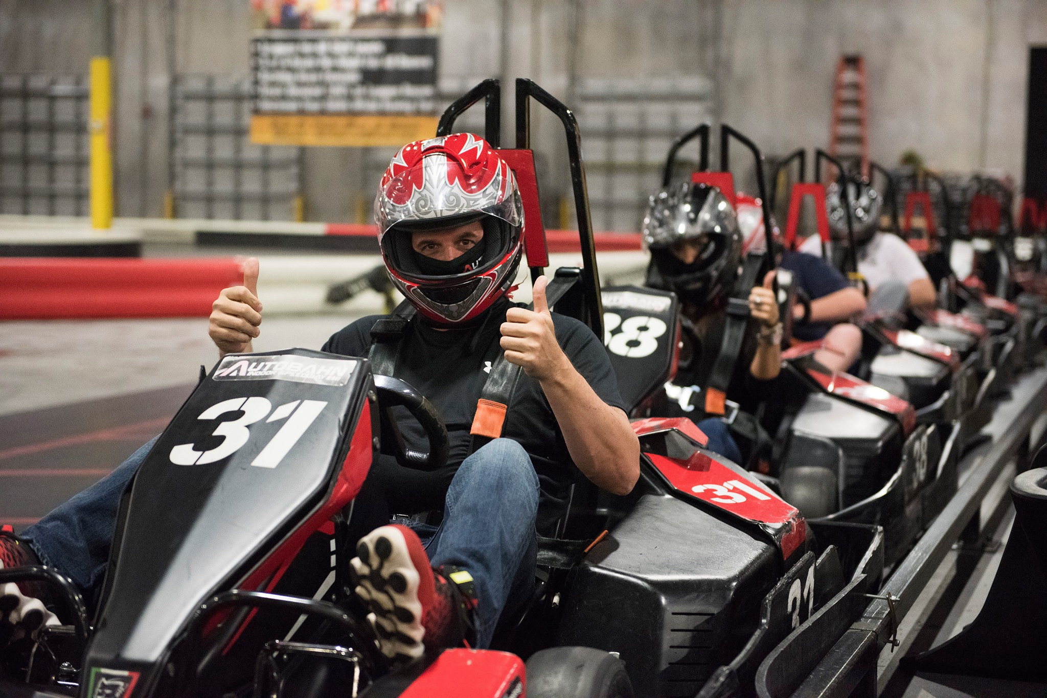 5 Creative Team Building Events for Karting Tracks