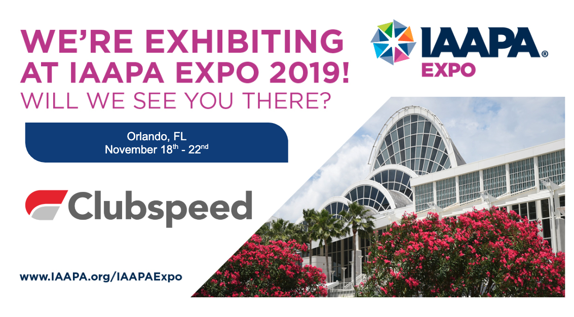 Join us at IAAPA 2019