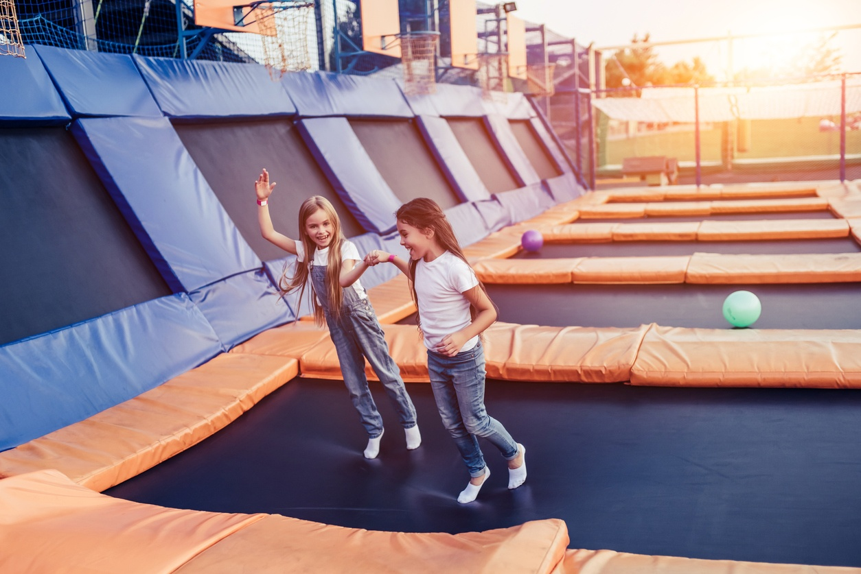 Trampoline Gamification
