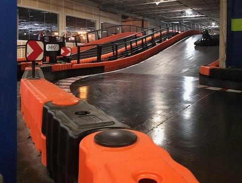 Competition Equals Sales for Go Karting