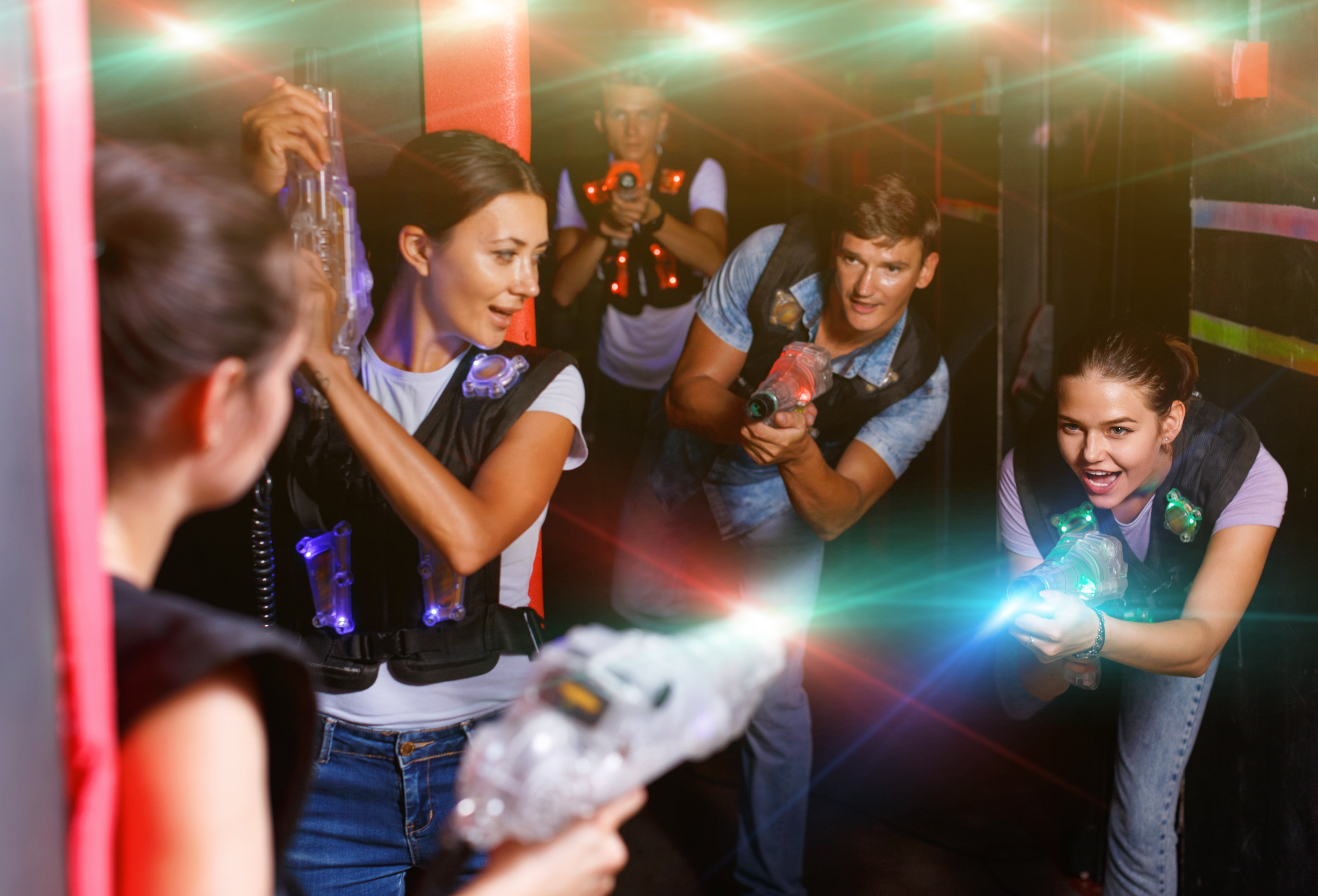 Update Your Laser Tag Center With Cutting Edge Technology